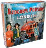 Hračka Desková hra Jízdenky, prosím! Londýn