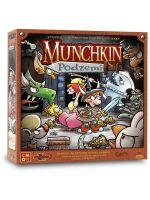 Stolová hra Munchkin: Podzemí (STHRY) + darček omaľovanky Munchkin