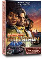Hračka Desková hra Pandemic: Epicentrum – Evropa