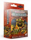Desková hra Warhammer Underworlds: Beastgrave - Morgok's Krushas (rozšíření)