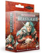 Stolní hra Desková hra Warhammer Underworlds: Beastgrave - Morgwaeth's Blade-Coven (rozšíření)