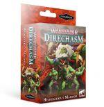 Hračka Desková hra Warhammer Underworlds: Direchasm - Hedkrakka's Madmob (rozšíření)