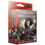Hračka Desková hra Warhammer Underworlds: Direchasm - Khagra's Ravagers (rozšíření)
