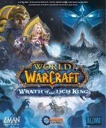 Hračka Desková hra World of Warcraft: Wrath of the Lich King CZ