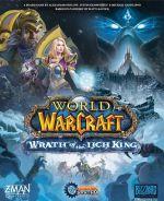 Hračka Desková hra World of Warcraft: Wrath of the Lich King EN