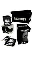 Darčekový set Call of Duty: Black Ops 4 - hrnček, pohár, podtácky (HRY)