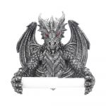 Držiak toaletného papieru Obsidian Dragon (HRY)