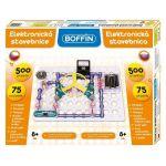 Elektronická stavebnica Boffin I 500 (nová verzia)