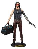 Hračka Figurka Cyberpunk 2077 - Johnny Silverhand Exkluzivní (McFarlane, 18 cm)