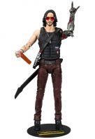 Hračka Figurka Cyberpunk 2077 - Johnny Silverhand (McFarlane, 18 cm)