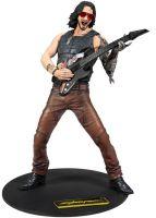 Figúrka Cyberpunk 2077 - Johnny Silverhand (McFarlane, 30 cm) (HRY)