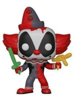 Figúrka Deadpool - Deadpool Clown (Funko POP!) (HRY)