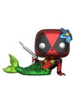 Hračka Figurka Deadpool - Deadpool Mermaid Metallic (Funko POP!)
