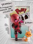 Figurka Deadpool - Jump Out 4th Wall (Mini Egg Attack)