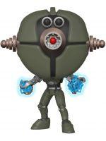 Figúrka Fallout - Assaultron - exkluzívna svietiaca varianta (Funko POP!) (HRY)