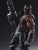 Figúrka Final Fantasy VII Remake - Barret Wallace (Play Arts Kai)
