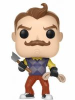 Figúrka Hello Neighbor - Neighbor with Axe (Funko POP!)