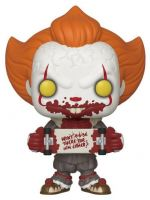 Figúrka IT 2 - Pennywise Skateboard (Funko POP!) (HRY)