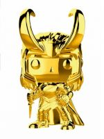 Figúrka Marvel - Loki (chrome) (Funko POP!) (HRY)