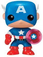 Hračka Figurka Marvel - Captain America Photon Shield 75th Anniversary Limited (Funko POP!)