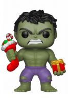 Figúrka Marvel - Holiday Hulk with Stockings and Plush (Funko POP! Bobble-Head) (HRY)