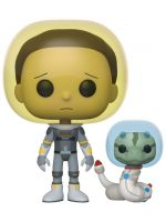 Figúrka Rick and Morty - Space Suit Morty (Funko POP! Animation 690) (HRY)