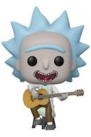 Figúrka Rick and Morty - Tiny Rick with Guitar (Funko POP!) (HRY)