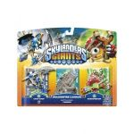 Figúrka Skylanders Giants (Pack): Chop Chop + Shroomboom + Cannon