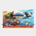 Hračka Figurka Skylanders Superchargers (Combo pack): Shark Tank + Shark Shooter + Jet Stream