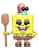 Hračka Figurka SpongeBob Squarepants - Spongebob Camping Gear (Funko POP! Animation)