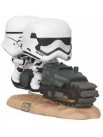 Figúrka Star Wars IX: Rise of the Skywalker - Tread Speeder (Funko POP! Movie Moments) (HRY)