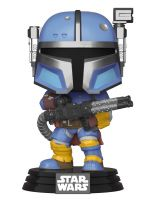 Figúrka Star Wars: The Mandalorian - Heavy Infantry Mandalorian (Funko POP! Star Wars 348) (HRY)