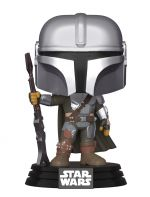 Figúrka Star Wars: The Mandalorian - The Mandalorian (Funko POP! Star Wars 345) (HRY)