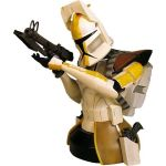 Busta Stars Wars: Clone Wars - Commander Bly (HRY)