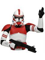 Busta (Diamond Select) Stars Wars: Commander Thire (pokladnička)