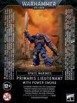 Figurka Warhammer 40000 - Primaris Lieutenant with Power Sword
