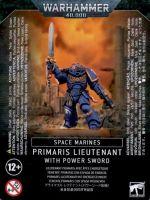 Hračka Figurka Warhammer 40000 - Primaris Lieutenant with Power Sword