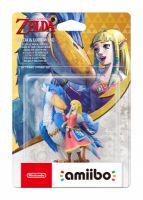 Hračka Figurka Amiibo The Legend of Zelda - Zelda & Loftwing