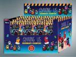 Hračka Figurka Among Us - Crewmates s razítkem (náhodný výběr)