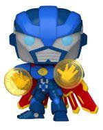 Figúrka Avengers Mech Strike - Doctor Strange (Funko POP! Marvel 832) (HRY)