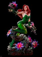 Hračka Figurka Batman - Poison Ivy BDS Art Scale 1/10 (Iron Studios)