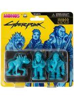 Figúrka Cyberpunk 2077 - Monos Voodoo Boys Set (Series 1) (HRY)