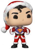 Hračka Figurka DC Comics - Superman in Holiday Sweater (Funko POP! DC 353)
