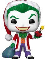 Hračka Figurka DC Comics - The Joker as Santa (Funko POP! DC 358)