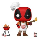 Figúrka Deadpool - Backyard Griller Deadpool (Funko POP! Marvel 774) (HRY)