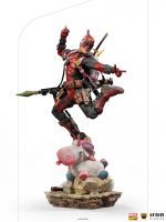 Hračka Figurka Deadpool - Deadpool Deluxe BDS Art Scale 1/10 (Iron Studios)
