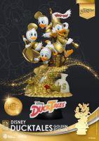 Hračka Figurka Disney - DuckTales Golden Diorama (Beast Kingdom)