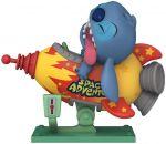 Hračka Figurka Disney - Stitch in Rocket (Funko POP! Rides 102) (poškozený obal)