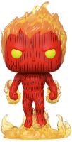 Figúrka Fantastic Four - Human Torch (Funko POP! Marvel 559) (HRY)