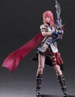 Hračka Figurka Final Fantasy (Dissidia) - Lightning (Play Arts Kai)